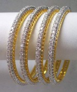 Trends Of Stone Bangles 2014 For Women 001