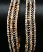 Trends Of Stone Bangles 2014 For Women 0010
