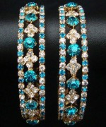 Trends Of Stone Bangles 2014 For Women 0012