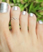 Trends Of Toe Ring Designs For Women 0014