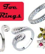 Trends Of Toe Ring Designs For Women 0015