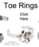 Trends Of Toe Ring Designs For Women 002