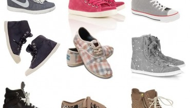Trends Of Wearing Sneakers In Summer Season 0013