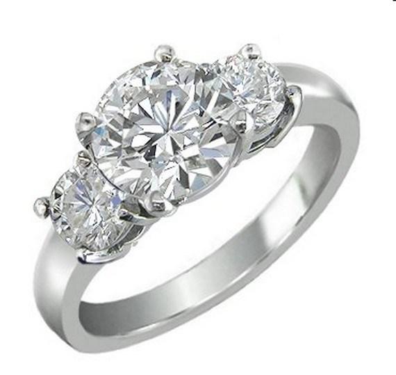 Trends Of White Gold Wedding Rings For Women 0013