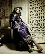 Wajahat Mansoor Party Dresses 2014 For Summer 1