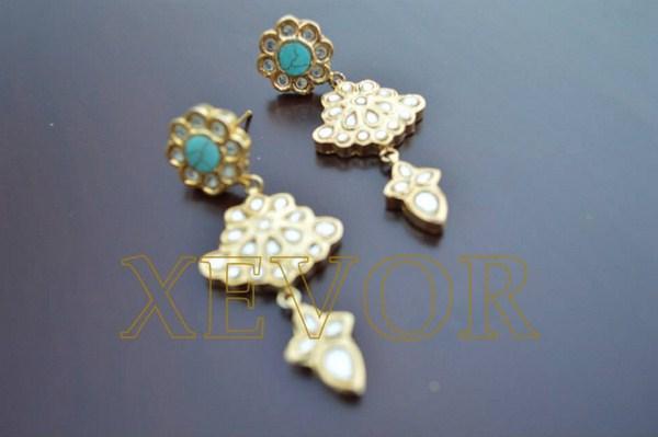 Xevor Earrings Designs 2014 For Women 002