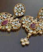 Xevor Earrings Designs 2014 For Women 007