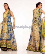 Ali Xeeshan Eid-Ul-Fitr Dresses 2014 by Shariq Textiles 1