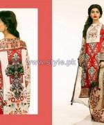 Ali Xeeshan Eid-Ul-Fitr Dresses 2014 by Shariq Textiles 2