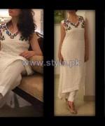 Anum Mansoor Trendy Eid Dresses 2014 For Girls 4
