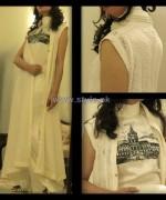 Anum Mansoor Trendy Eid Dresses 2014 For Women 6