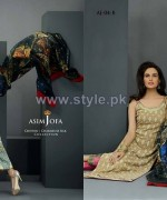 Asim Jofa Silk Dresses 2014 For Eid 1