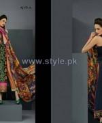 Asim Jofa Silk Dresses 2014 For Eid 2