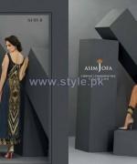 Asim Jofa Silk Dresses 2014 For Eid 3
