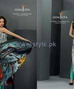 Asim Jofa Silk Dresses 2014 For Eid-Ul-Fitr 5