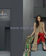 Asim Jofa Silk Dresses 2014 For Eid-Ul-Fitr 6