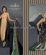 Asim Jofa Silk Dresses 2014 For Eid-Ul-Fitr 8