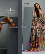 Asim Jofa Silk Dresses 2014 For Eid-Ul-Fitr 9
