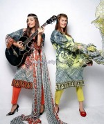 Ayesha Ibrahim Lawn Dresses 2014 For Girls 6