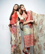 Ayesha Ibrahim Lawn Dresses 2014 For Girls 7