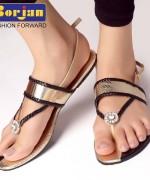 Borjan Shoes Eid Footwear Collection 2014 For Women 001