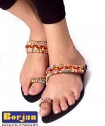 Borjan Shoes Eid Footwear Collection 2014 For Women 0011