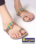 Borjan Shoes Eid Footwear Collection 2014 For Women 0012