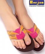 Borjan Shoes Eid Footwear Collection 2014 For Women 0013