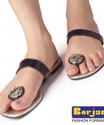 Borjan Shoes Eid Footwear Collection 2014 For Women 003