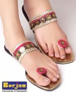 Borjan Shoes Eid Footwear Collection 2014 For Women 006