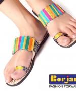 Borjan Shoes Eid Footwear Collection 2014 For Women 008