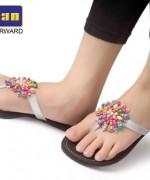 Borjan Shoes Eid Footwear Collection 2014 For Women 009
