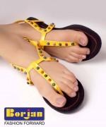 Borjan Shoes Eid Footwear Collection 2014 For Women