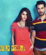 Cougar Eid Dresses 2014 For Boys and Girls 5
