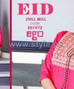 Ego Eid Dresses 2014 For Girls and Women 13