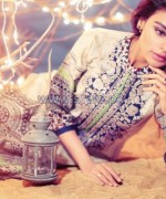 Ethnic by Outfitters Eid Dresses 2014 For Girls 1