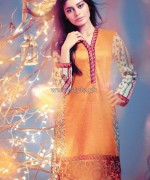 Ethnic by Outfitters Eid Dresses 2014 For Girls 4