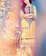 Ethnic by Outfitters Eid Dresses 2014 For Girls 5