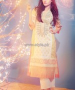 Ethnic by Outfitters Eid Dresses 2014 For Girls 6