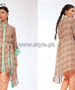 Fahad Hussayn Digital Print Dresses 2014 For Women 10