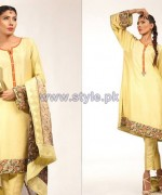 Fahad Hussayn Digital Print Dresses 2014 For Women 7