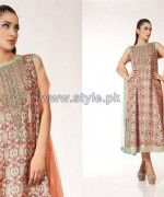 Fahad Hussayn Digital Print Dresses 2014 For Women 8