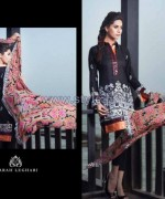 Farah Leghari Eid-Ul-Fitr Clothes 2014 For Women 6