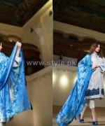 Farah Leghari Eid-Ul-Fitr Clothes 2014 For Women 7