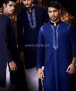 Gul Ahmed Men Kurtas 2014 For Eid 4
