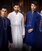 Gul Ahmed Men Kurtas 2014 For Eid 5