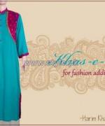 HK-Dot to Design Eid-Ul-Fitr Dresses 2014 For Girls 1