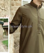 Junaid Jamshed Eid Clothes 2014 For Boys 5