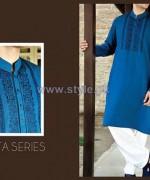 Junaid Jamshed Eid Clothes 2014 For Men 10