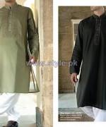 Junaid Jamshed Eid Clothes 2014 For Men 11